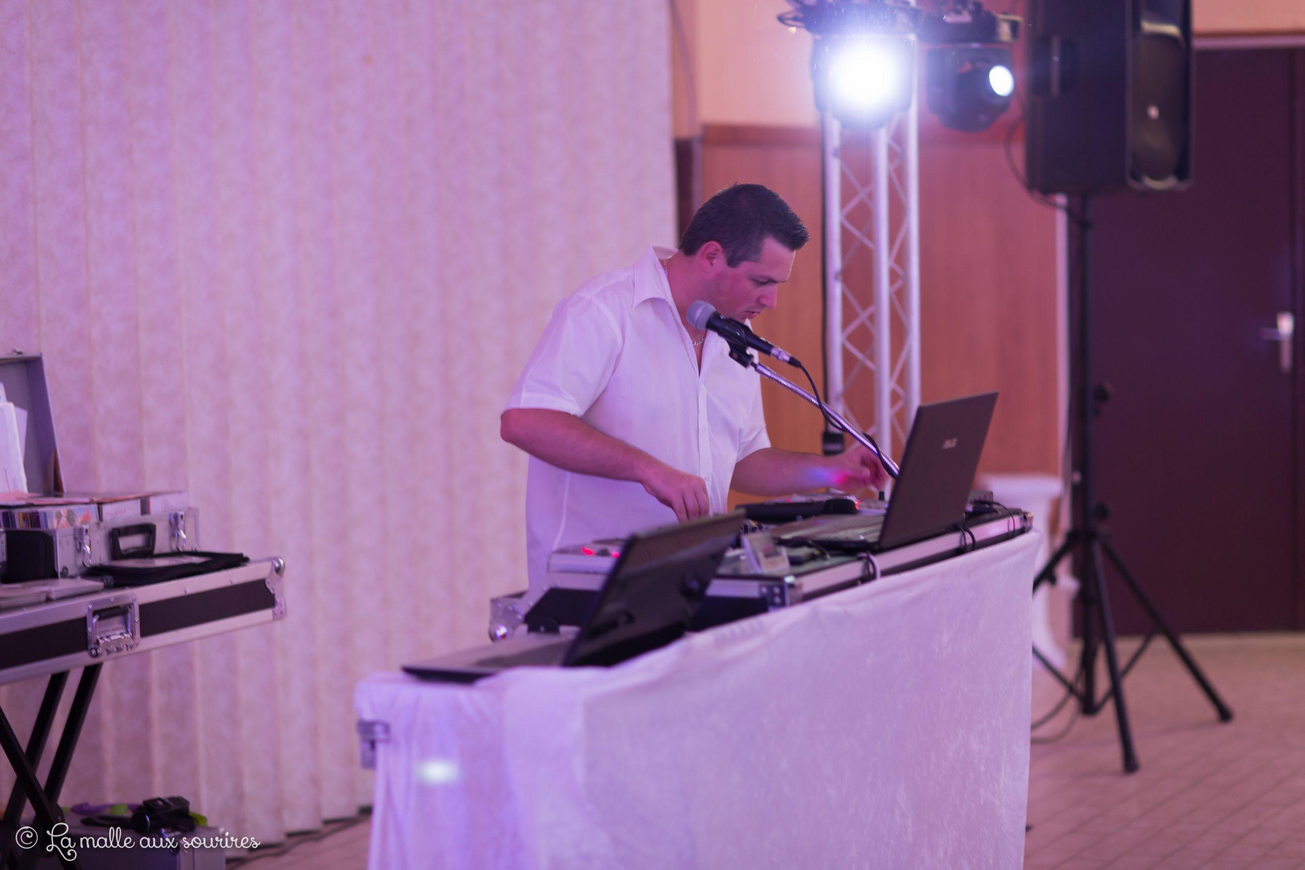 Votre DJ animateur dans le loiret